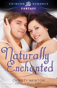 Naturally Enchanted Cover